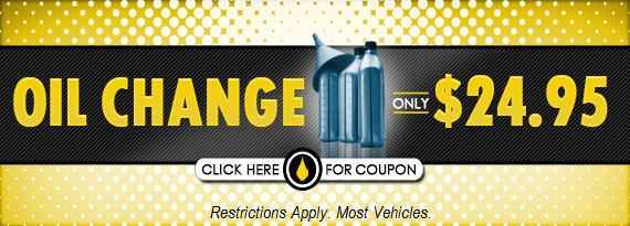 Oil Change Coupon in Aurora, CO