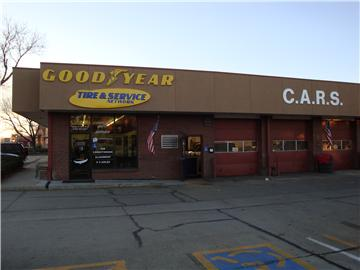 We are a Certified Dealer of Goodyear Tires.